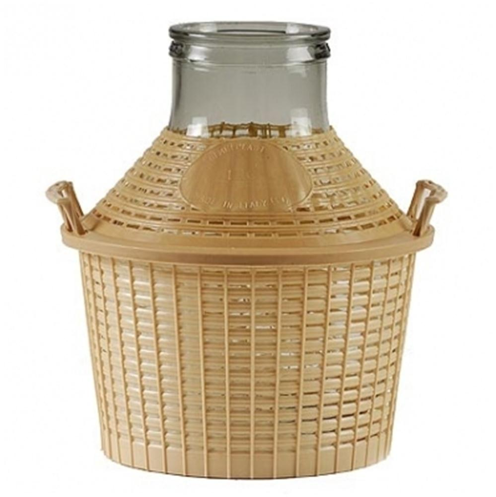 bonbonne en verre large ouverture 10 litres tom press. Black Bedroom Furniture Sets. Home Design Ideas