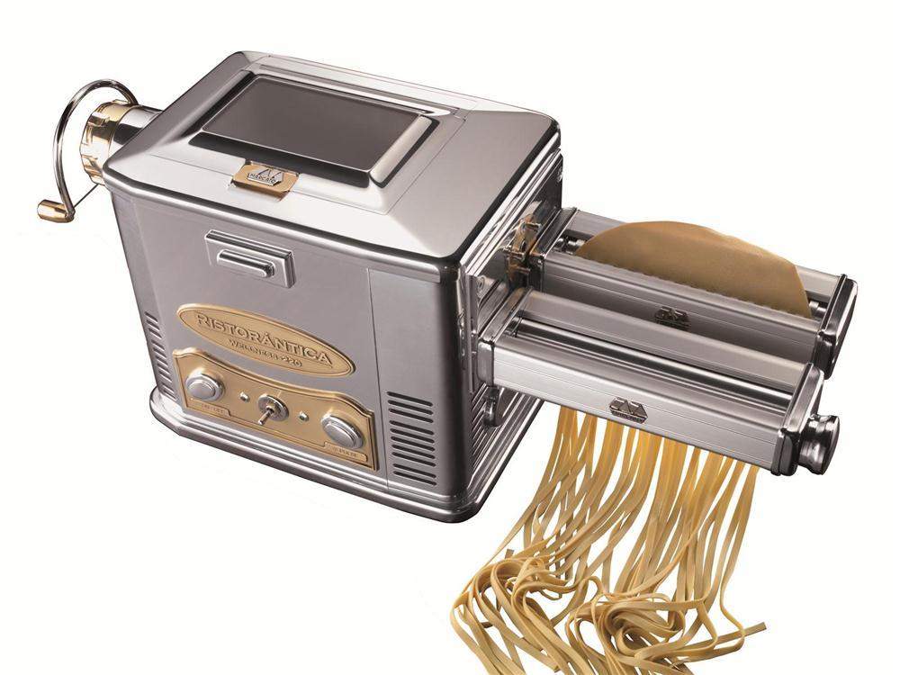 Machine à pâtes professionnelle électrique Marcato 3 en 1 - Tom Press