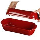 Moule à pain de campagne en céramique rouge Grand Cru Emile Henry