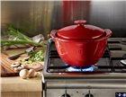 Faitout 22 cm One Pot céramique rouge Grand Cru Emile Henry