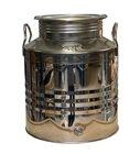 Bidon inox à huile 5 litres reconditionné
