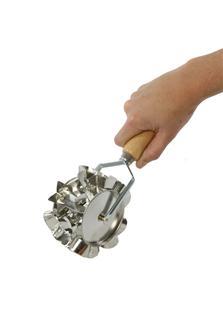Emporte pièce cylindrique à rouler 6 formes