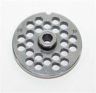Grille 10 mm pour hachoir n°22
