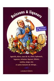 Livre Boissons et liqueurs