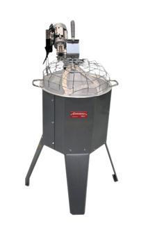 Chaudron mélangeur 15 litres avec réchaud