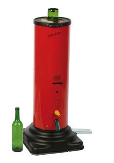 Lave bouteille électrique