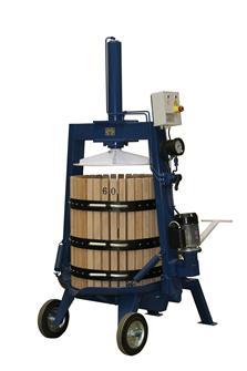 Pressoir hydraulique électrique 212 litres