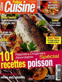 Pratique cuisine n°50