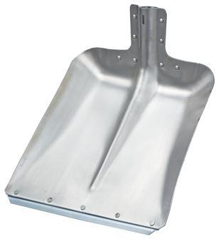 Pelle à neige en aluminium