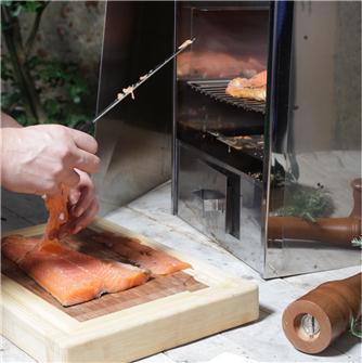 Fumage du saumon inratable