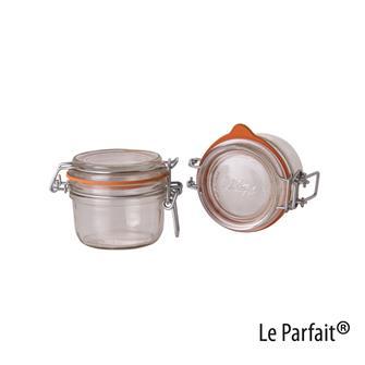 Verrine Le Parfait® 125 grammes par 6