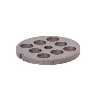 Grille 20 mm pour hachoir manuel porkert n°32
