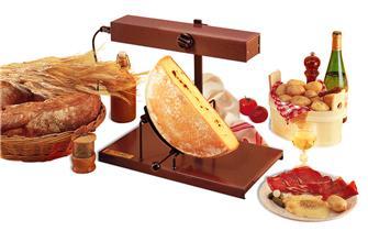 Appareil à raclette ½ fromage