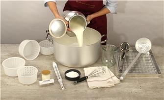 Faire du fromage dans sa cuisine