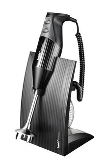 Mixeur plongeur Bamix Swissline 200 W noir