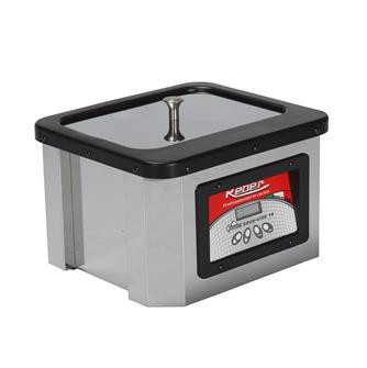 Cuiseur sous-vide inox 10 litres bain marie Gourmet Reber