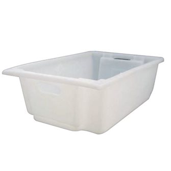 Caisse alimentaire empilable 30 litres