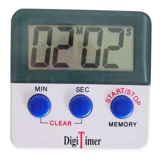 Minuteur digital 99 min 59 s aimanté