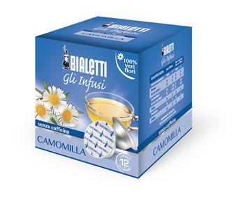 Boîte de 12 capsules Bialetti infusion camomille