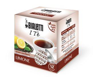 Boîte de 12 capsules Bialetti thé citron