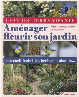 Livre Aménager et Fleurir son jardin