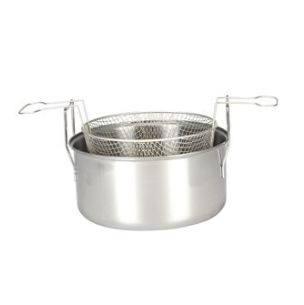 Friteuse du nord inox induction 24 cm