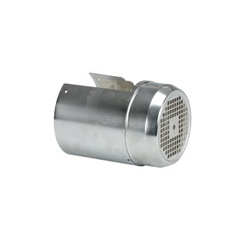 Cache ventilateur inox pour moteur 1100 W Reber