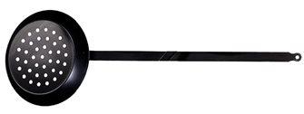 Poêles à châtaignes 28 cm à long manche 70 cm fabriquée en France