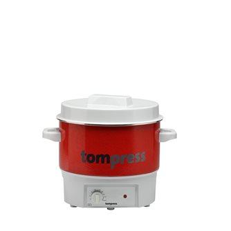 Stérilisateur électrique émaillé petit modèle 16 litres pince à bocaux OFFERTE