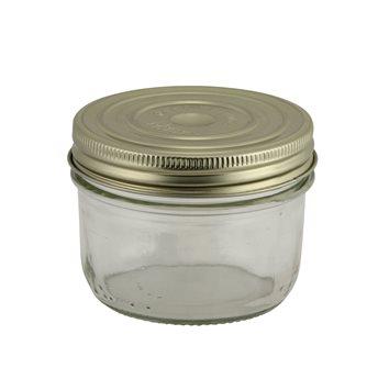 Bocal Familia Wiss® 350 g avec sa capsule et son couvercle