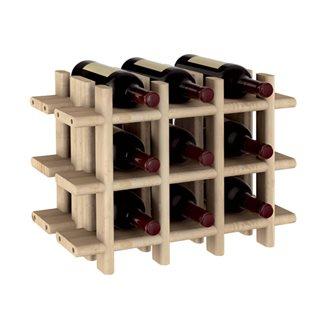 Casier pour 9 bouteilles de vin