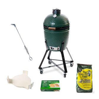 Big Green Egg Small pack Original convEggtor offert