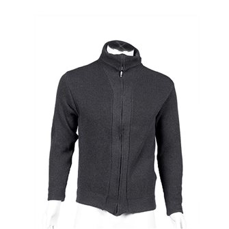 Gilet homme gris anthracite Bartavel Aspin camionneur L