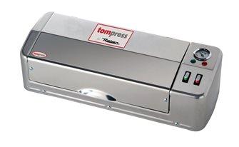 Machine à emballer sous vide en inox pro Reber