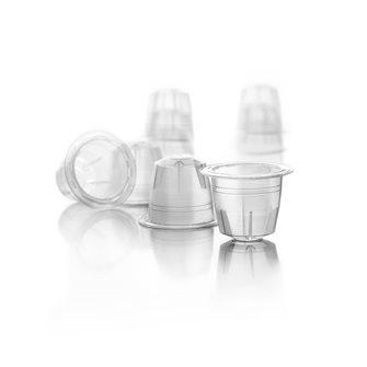 25 capsules réutilisables