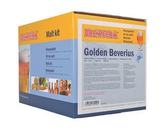 Kit malt Golden Beverius pour 20 litres