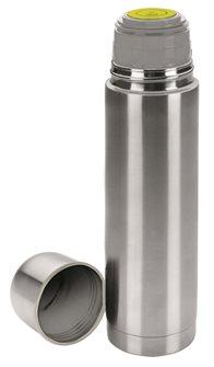 Bouteille isotherme double paroi inox 1 litre