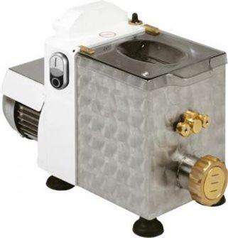Machine à pâtes fraîches électrique professionnelle 300 W à filières en bronze