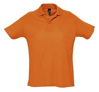 Polo Bartavel  Halifax Taille XL orange